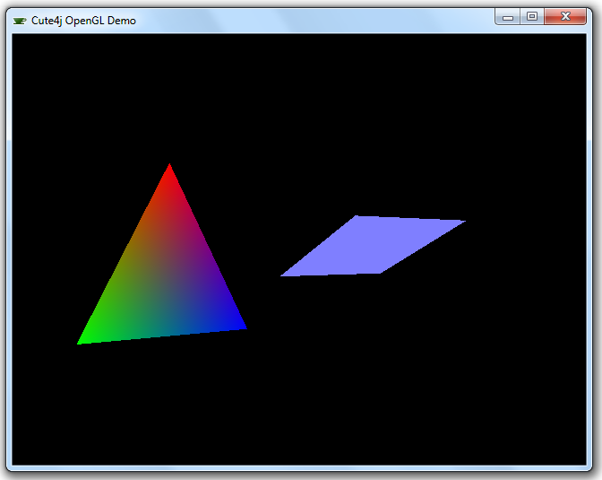 demo-opengl screenshot